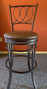 Commercial Iron Bar Stools in Alamogordo, New Mexico