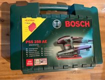 Bosch sander in Ramstein, Germany