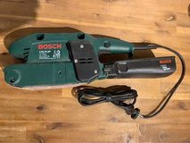 Bosch belt sander in Ramstein, Germany