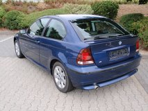 BMW 316 Ti, year 2004, only 83k km, very nice and clean in Spangdahlem, Germany