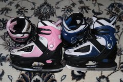 Ice Skates Childrens Eur 32-35 - Blue or Pink in Wiesbaden, GE