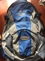Deuter Kangakid backpack child carrier in Westmont, Illinois