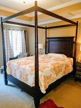 Canopy bed in Beaufort, South Carolina