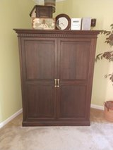 Price reduced!! - Entertainment center TV cabinet in Beaufort, South Carolina
