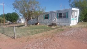 one bedroom mobile home for rent in Alamogordo, New Mexico