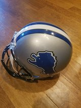 Brand new Detroit Lions Riddell helmet in Beaufort, South Carolina