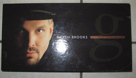Garth Brooks 5 CD & 1 Video The Limeted Series in Alamogordo, New Mexico
