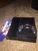 playstation 4 with all ps4 games. NBA 2K , DEER GAME to name a few in Camp Pendleton, California