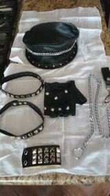 6 Piece Bikers leather ( Paraphernalia ) in Fort Bliss, Texas