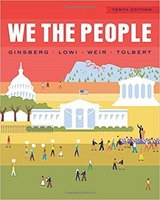 We the People (Full Tenth Edition) , Hardcover in Spring, Texas