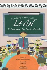 Everything I Know About Lean I Learned in First Grade in Spring, Texas