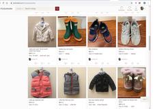 Kids' clothes and shoes in Naperville, Illinois