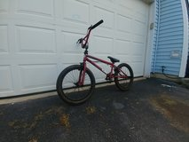 Kids teens bmx bike almost new in Naperville, Illinois