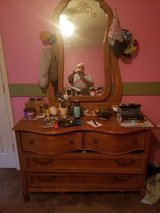 Mirror dresser and tall dresser in Houston, Texas
