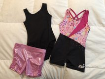 XS 4/5 Toddler Gymnastics Outfits in Chicago, Illinois