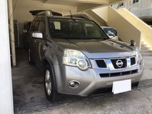 2010 NISSAN EXTRAIL 5 SEATER 4WD 2 YRS JCI SUN ROOF,BACK UP CAMERA in Okinawa, Japan
