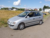 MITSUBISHI SPACE 1.8 AUTOMATIC NEW INSPECTION 2002 in Ramstein, Germany
