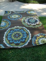 Patio Area Rug  5'1 x 7'5 in Kingwood, Texas