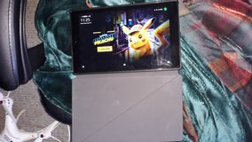 amazon fire hd 10 tablet w/ charger in Fort Knox, Kentucky