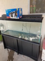 Fish Tank, filter and Stand in Alamogordo, New Mexico