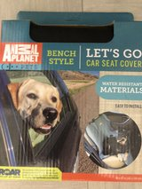 dog bench seat protector in Chicago, Illinois