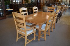 """Broyhill ""Table leaf and 6 chairs in Fort Lewis, Washington"