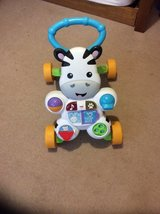 VTECH WALKER ,DUPLO,BIG BLOX TABLE WOODEN CARS in Lakenheath, UK