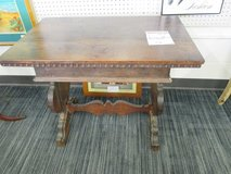 Antique Walnut Side Table in Glendale Heights, Illinois