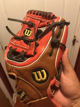 "Wilson a550 11.5"" youth baseball glove in Chicago, Illinois"