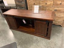 Awesome TV stand for the Tent Sale in Fort Campbell, Kentucky