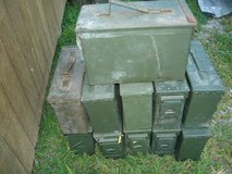 Ammo Boxes in Fort Campbell, Kentucky