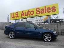 2004 TOYOTA ALTEZZA /LEXUS IS200 IN USA/ in Okinawa, Japan