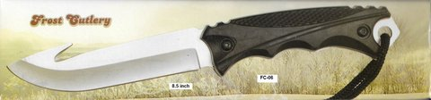 "8.5"" Knife w/Nylon Belt Sheath -  FC06 in Alamogordo, New Mexico"