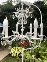 ANTIQUE CRYSTAL CHANDELIER in Naperville, Illinois