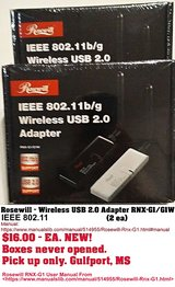 Wireless USB 2.0 Adapter in Biloxi, Mississippi