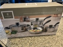 7piece Cookware Set in Travis AFB, California
