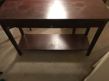 Sofa table in Fort Knox, Kentucky