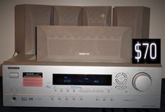RECEIVER AND THEATER SYSTEM in Conroe, Texas
