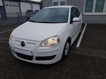2009 VW POLO TDI * TURBO DIESEL * 2 YEARS NEW INSPECTION in Ramstein, Germany