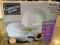 Gibson Home 12pc. Dinnerware Set in Fairfield, California