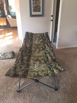 "Cot  camo ""Hunter Specialties""   strong steel and alum frame  new in Glendale Heights, Illinois"