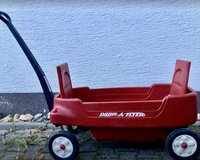 Radio Flyer wagon in Wiesbaden, GE