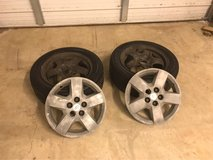 two HHR tires, wheels, and rims in Fort Leonard Wood, Missouri
