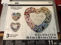 New Mosaic Stepping Stone Kit by Artminds in Oswego, Illinois