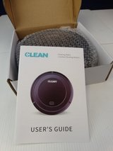 Clean Smart, Mini Ultra-Thin Robot Vacuum in Pearland, Texas