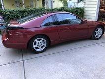 1991 300ZX 5 speed with T-Tops only 74K miles in Oswego, Illinois