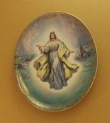 Our Lady of Silence Collector Plate in Plainfield, Illinois