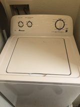 matching washer and dryer set in Bellaire, Texas