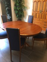 Dining Room Table in Ramstein, Germany