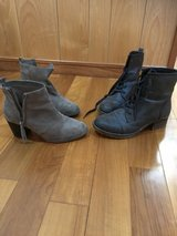 Booties, size 9 and 9.5 in Okinawa, Japan